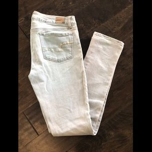 American Eagle Skinny Jeans - Worn Once!!